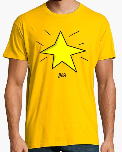Tee-shirt 8 estr elle / étoile (inktober 2018)