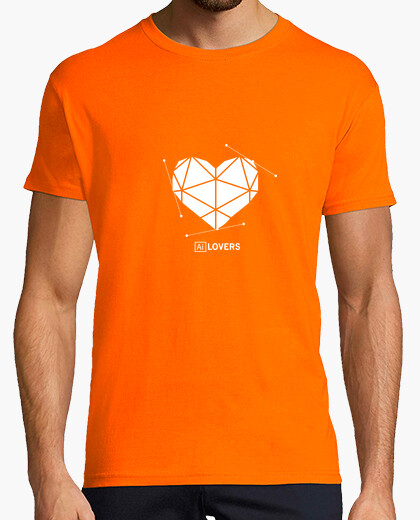 Tee-shirt Ai lovers