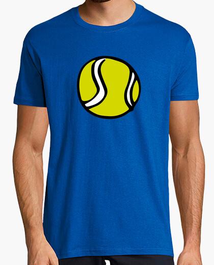 Tee-shirt balle de tennis