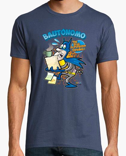 Tee-shirt bautonomo