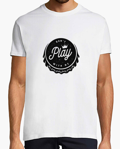 Tee-shirt Beer player