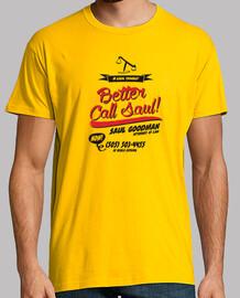 tee-shirt better call saul