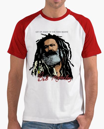Tee-shirt bob marxley
