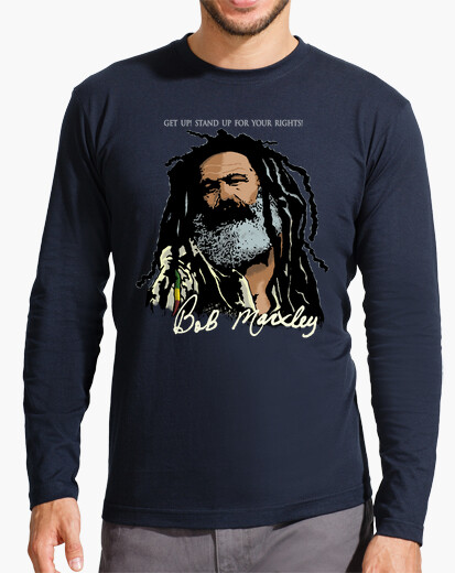 Tee-shirt bob marxley