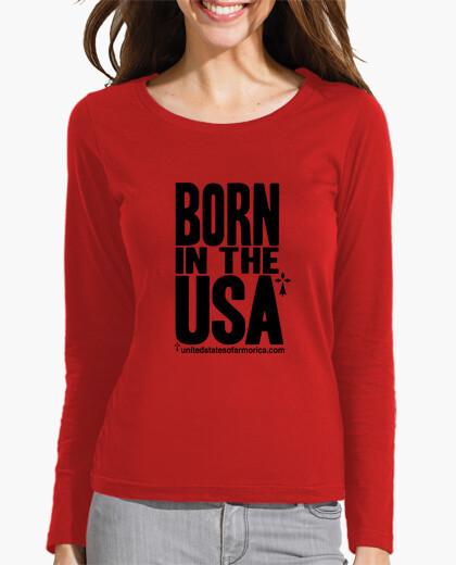Tee-shirt Born In The USA