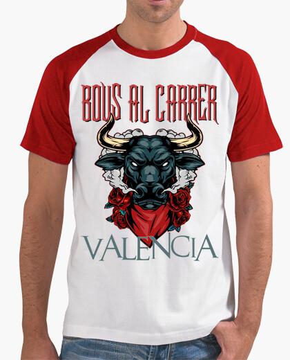 Tee-shirt bous al carrer - homme, style...
