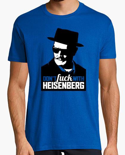 Tee-shirt Breaking Bad: Heisenberg