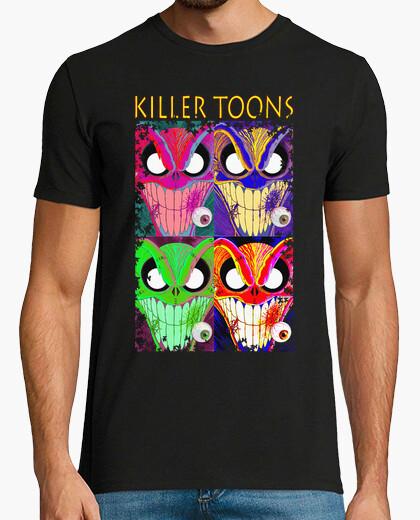 Tee-shirt cadavre