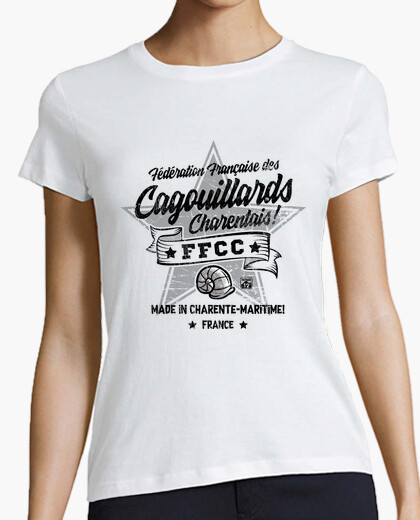 Tee-shirt Cagouillards Charentais