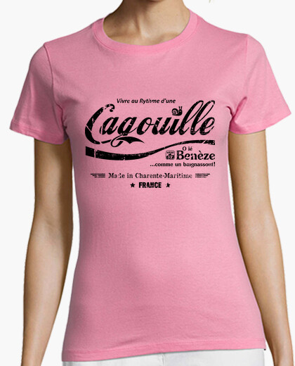 Tee-shirt Cagouille Cola