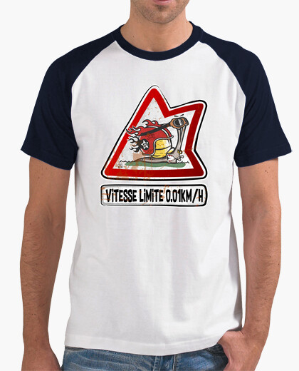 Tee-shirt Cagouille Luma Escargot Charentais