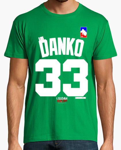 Tee-shirt celtics de la nba les danko