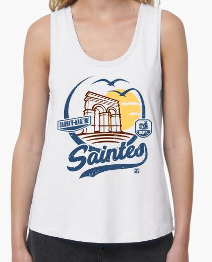 Tee-shirt Charente Maritime Saintes