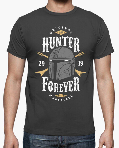Tee-shirt chasseur pour toujours