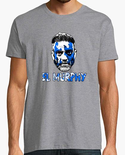 Tee-shirt chemise homme le murphy