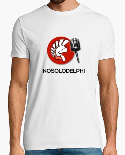 Tee-shirt chemise officielle nosolodelphi