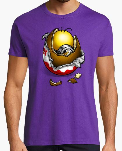 Tee-shirt chemise sbire surprise