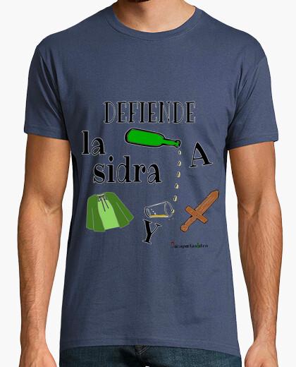 Tee-shirt cidre défend