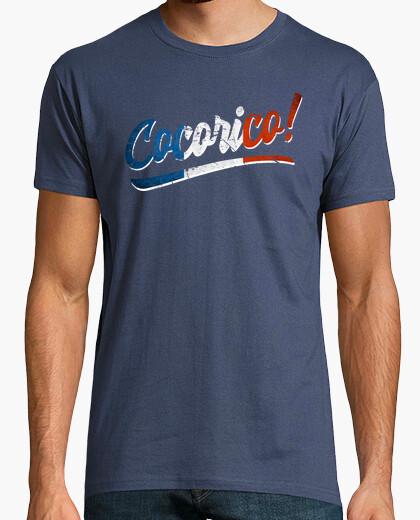 Tee-shirt Cocorico Coupe du Monde 2018