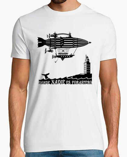 Tee-shirt Corua - tour hercules