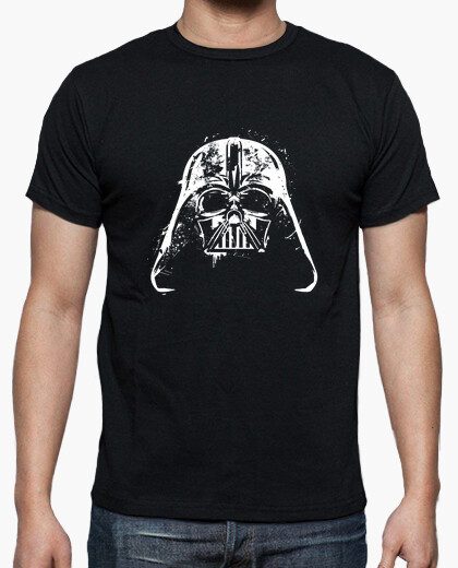 Tee-shirt Dark-Vador-HEAD
