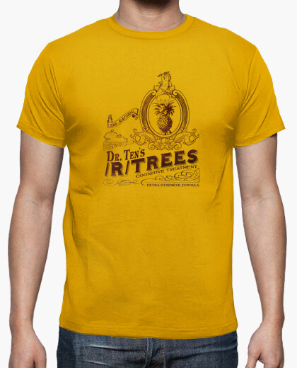 Tee-shirt dr. dizaines rtrees