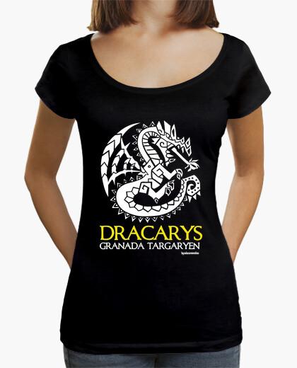 Tee-shirt dracarys granada