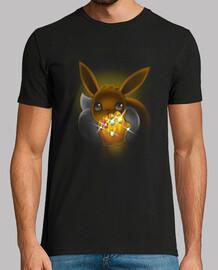 tee-shirt eevolution gems