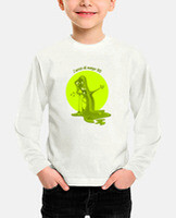 Tee-shirt enfant, manche longue
