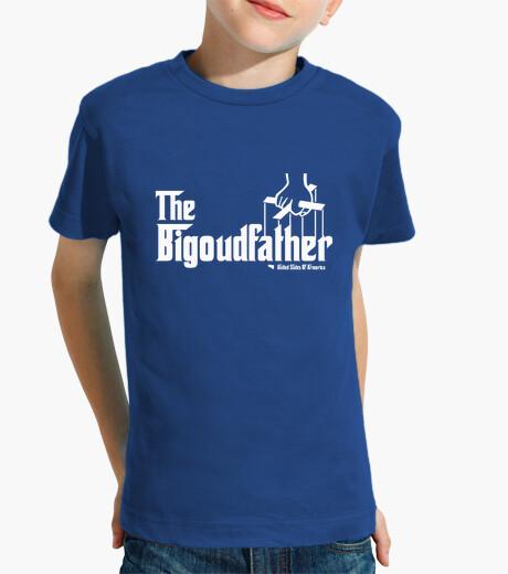 Tee-shirt enfant The Bigoudfather