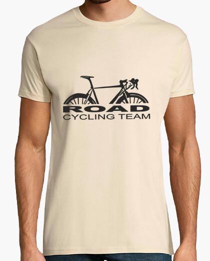 Tee-shirt équipe de cyclisme sur route