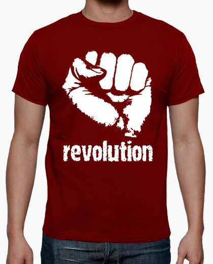 Tee-shirt espagnol révolution...