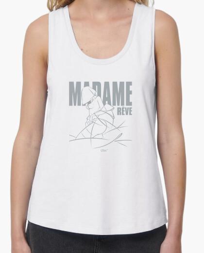 Tee-shirt Fb/ Madame Rêve 3 Gris Clair by...