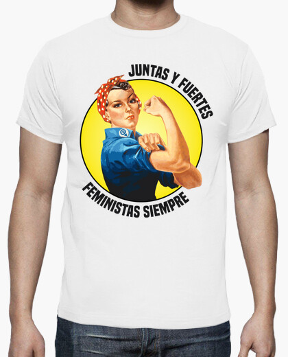 Tee-shirt féministes toujours