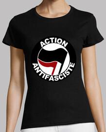 Tee-Shirt Femme - AAA Antifa
