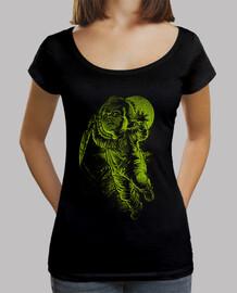 Tee-Shirt Femme - Chuky Green