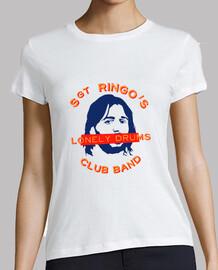 tee-shirt femme - sgt ringo