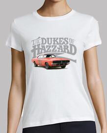Tee-Shirt Femme - The Dukes of Hazzard