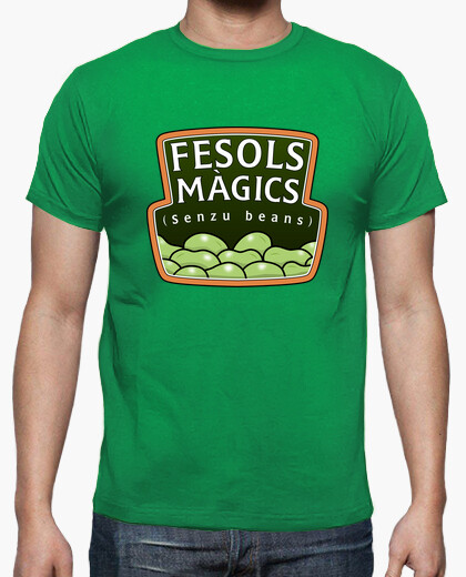 Tee-shirt fesols màgics