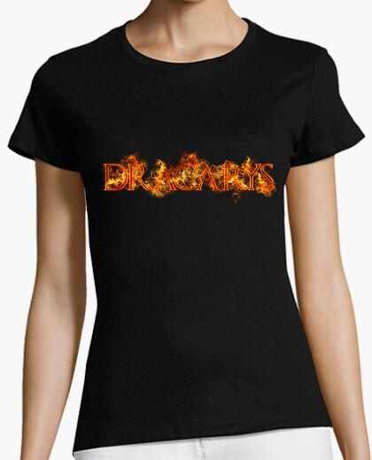 Tee-shirt feu dracarys