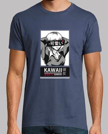 Tee-shirt fille kawaii