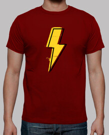 tee-shirt flash