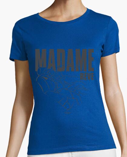 Tee-shirt Fn/ Madame Rêve 4 by Stef