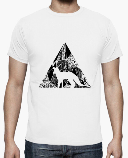 Tee-shirt Forest Fox