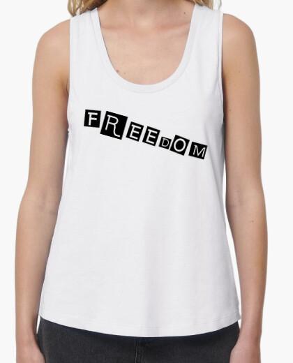 Tee-shirt Freedom