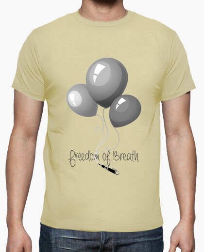 Tee-shirt Freedom of Breath