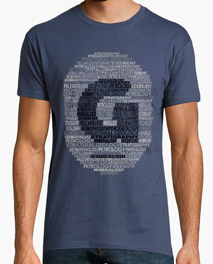 Tee-shirt géologie