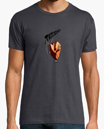 Tee-shirt hg / taïiiiiischiii noir de stef