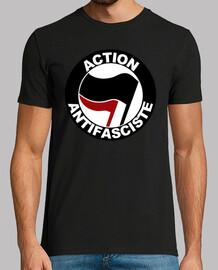 Tee-Shirt Homme - AAA Antifa