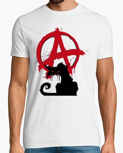 Tee-Shirt Homme - Anarchist Cat